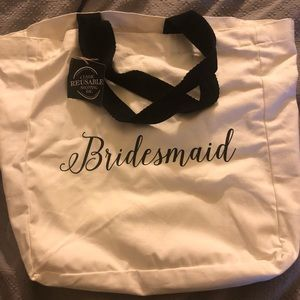 Bridal party bags 👰🏼